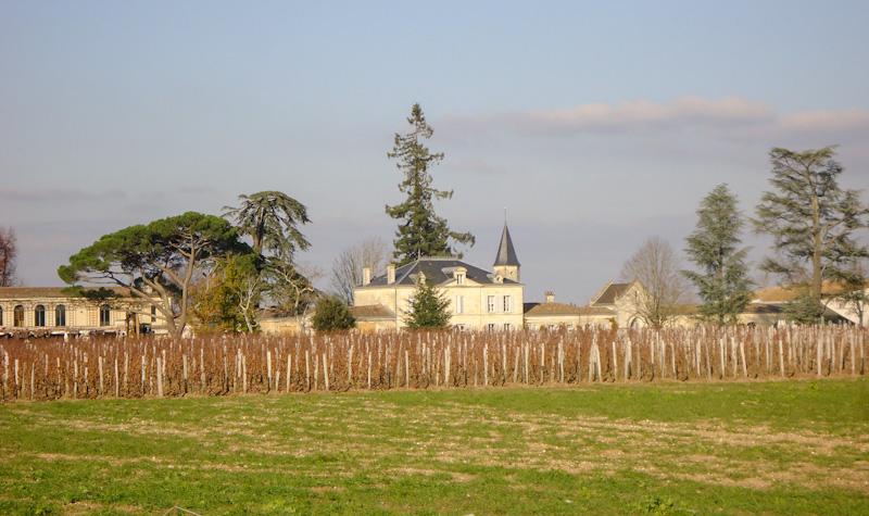 Route des vins Bordeaux Itinéraire