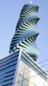 BUILDING QUARTIER AFFAIRES PANAMA CITY