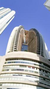 PANAMA CITY BUILDING QUARTIER AFFAIRES