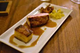 C Yusha plat - un des meilleurs restaurants de Bordeaux