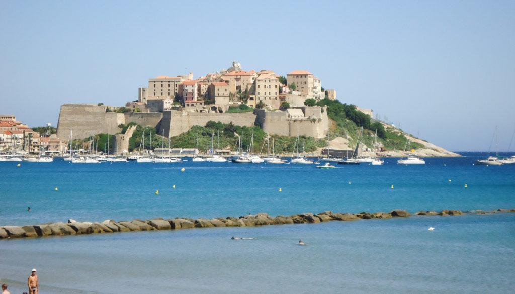 Corse en 1 semaine étape à Calvi