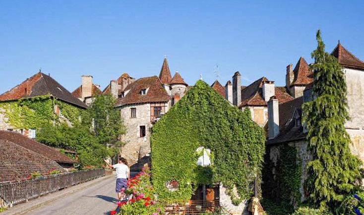 carennac village de Dordogne