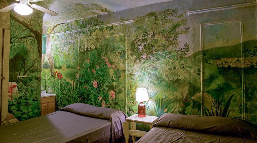 LOGEMENT INSOLITE A MANHATTAN CHAMBRE HOTEL PAS CHER NEW YORK
