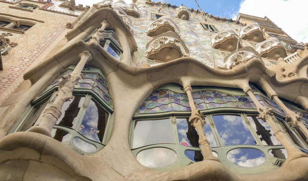 Barcelone en 1 jour – Circuit à pied avec carte de mon itinéraire