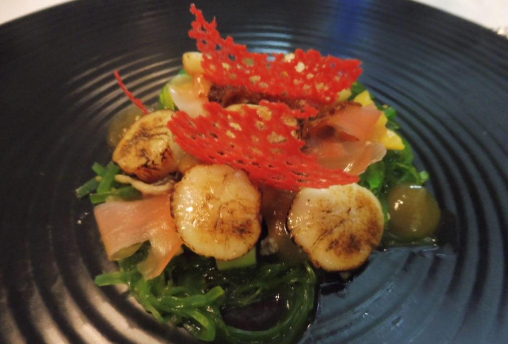 Road trip en Australie Queensland Restaurant 2 fish  Port Douglas