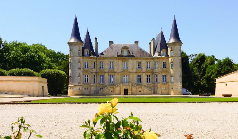 Route des vins Bordeaux - Mon circuit des Châteaux du Médoc