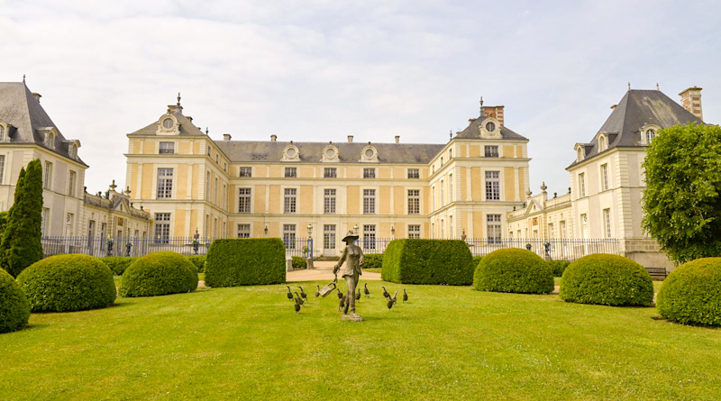 Que faire à Cholet en amoureux : dîner au Chateau Colbert