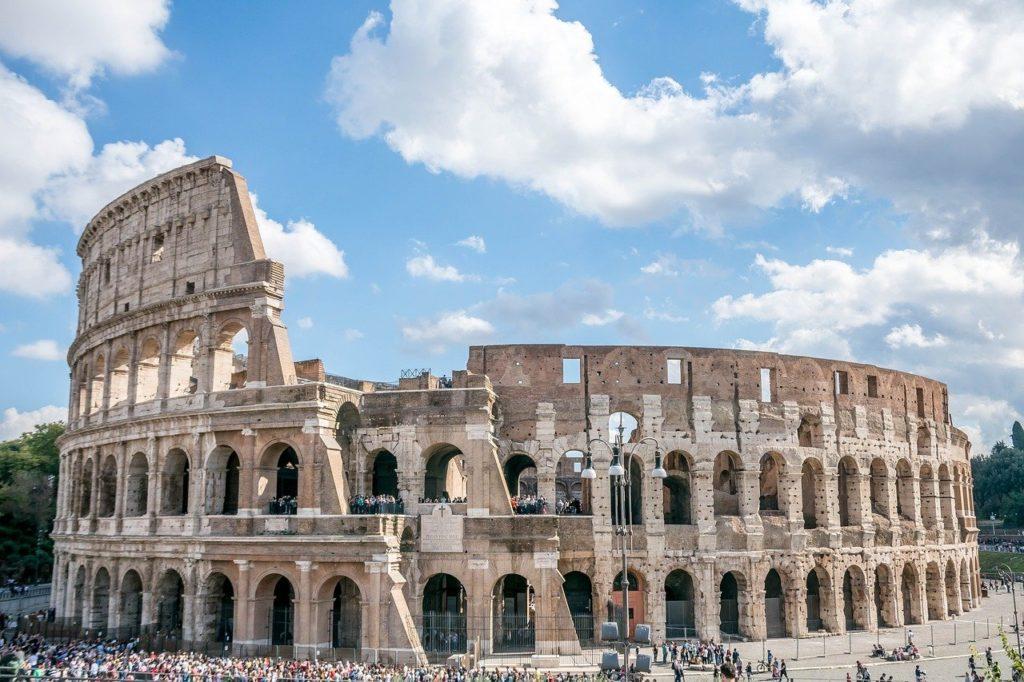 Visiter Rome en 1 jour : LE COLISEE