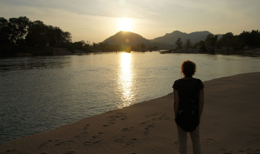 4000 island sunset