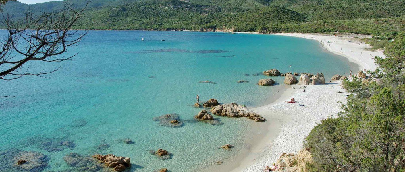 plus belle plage secrète de Corse du Sud