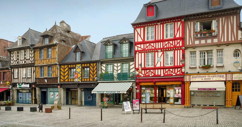 Dol de Bretagne dans mon itinéraire de Bretagne à Bordeaux