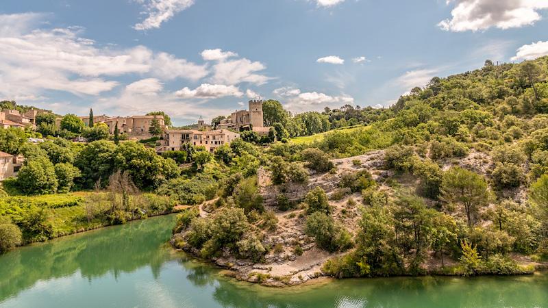 Dernière étape de mon circuit pour visiter les Gorges du Verdon et ses alentours