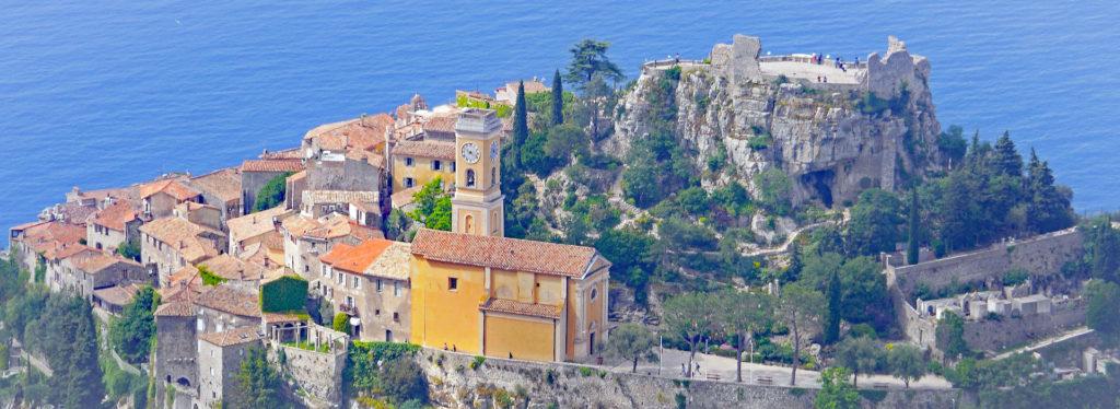Sud de la France EZE en Provence