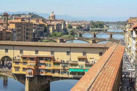 Circuit pour visiter Florence à pied en 1 jour