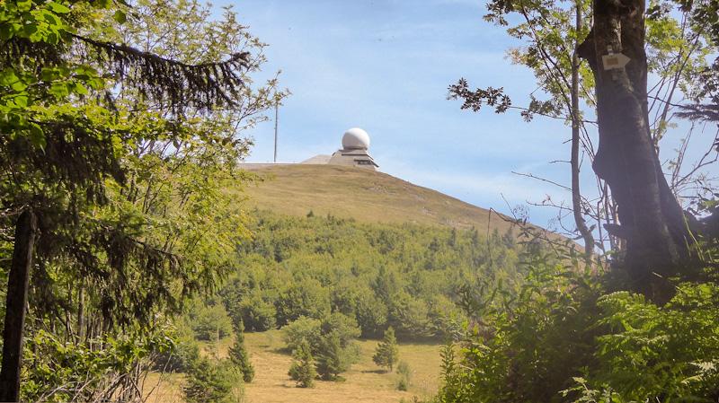 circuit touristique dans les Vosges - Grand ballon