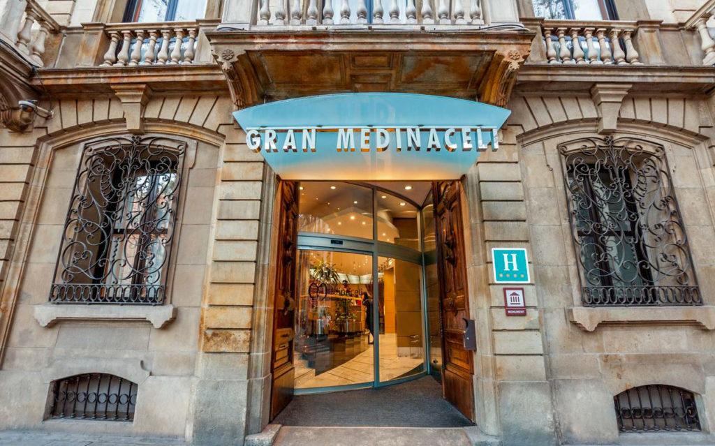 Circuit Barcelone en 1 jour Mon Hôtel recommandé