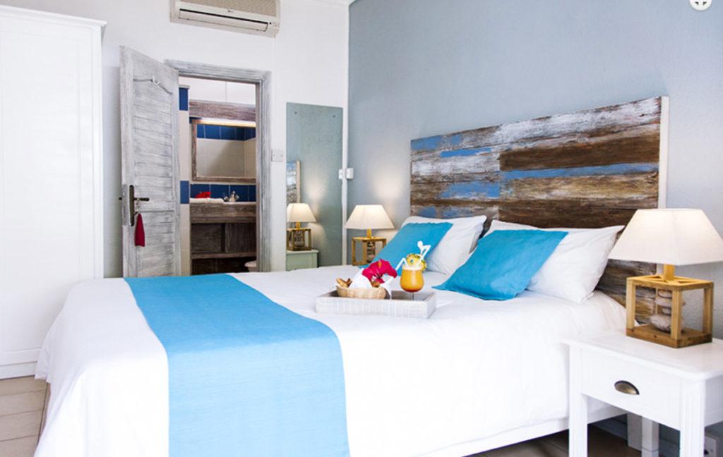 hotels pas chers ile maurice - chambre de l hotel cocotiers