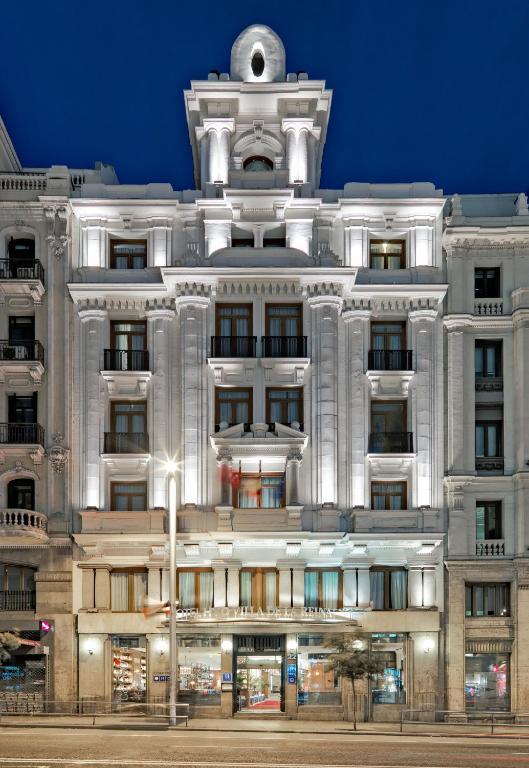 Quartiers de Madrid à éviter et hotel dans meilleur quartier