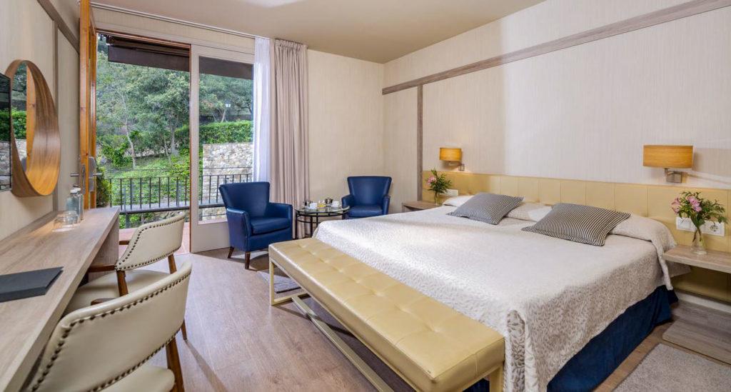 Chambre Meilleur hôtel acceptant les chiens en Catalogne sur la Costa Brava Lloret de Mar