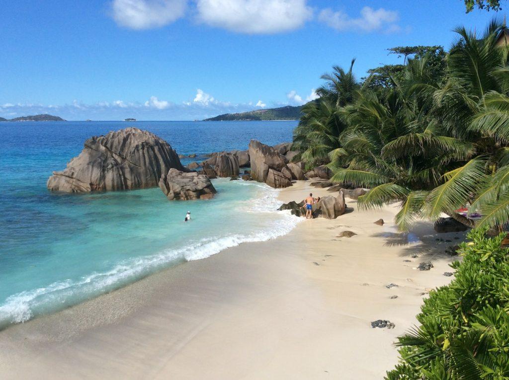 Ile de la Digue étape sur mon itinéraire aux Seychelles