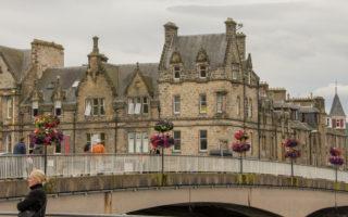 Direction les Highlands et Inverness