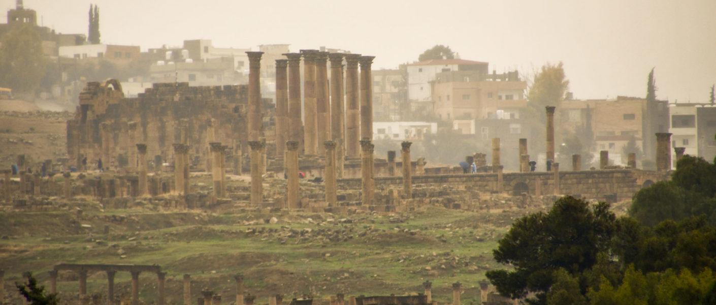 Road trip 1 jour dans le Nord de la Jordanie de Amman à Jerash