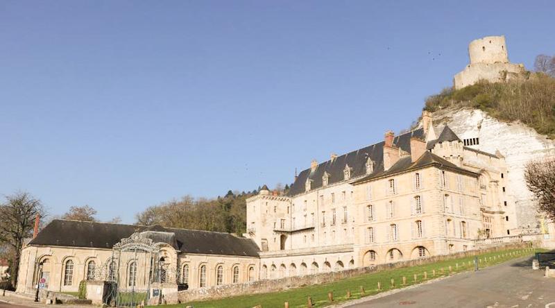 Que faire dans le Val d'Oise - La Roche Guyon dans le Vexin