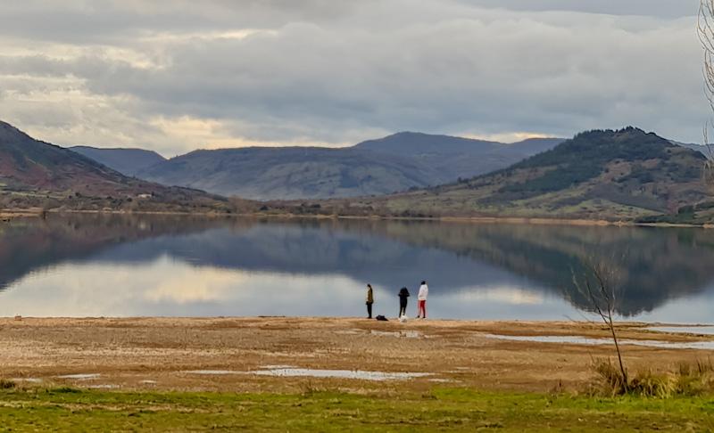 Autour de Saint Guilhem le Désert - Le Lac du Salagou
