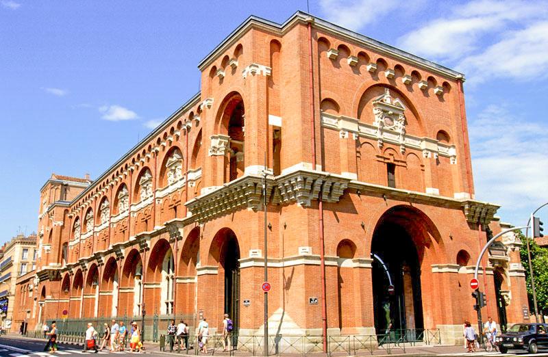 les augustins - Visiter Toulouse en 1 jour