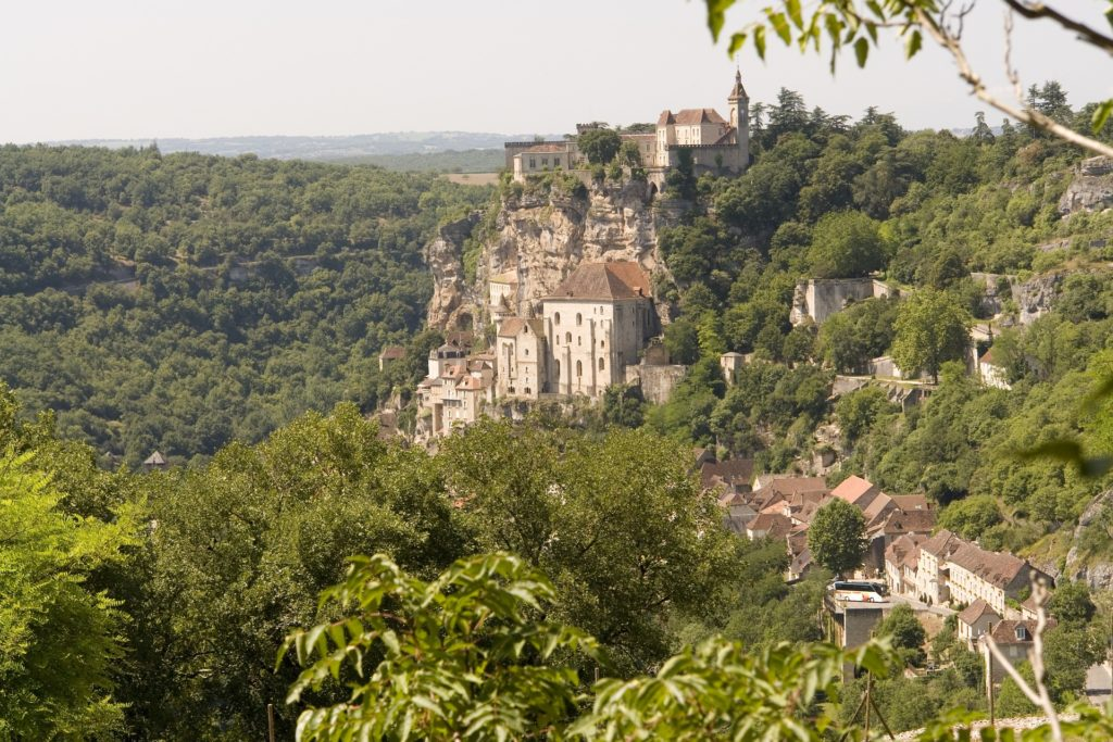Rocamadour le plus beau village du Lot