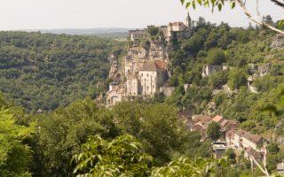 Rocamadour le plus beau village du Lot