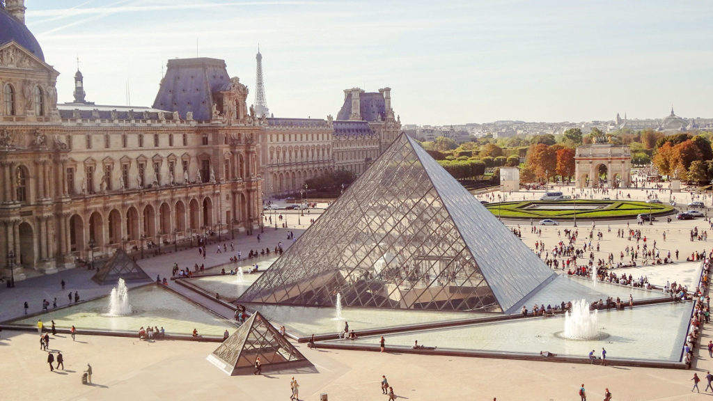 Another must-see stop in Paris at the Musée du Louvre