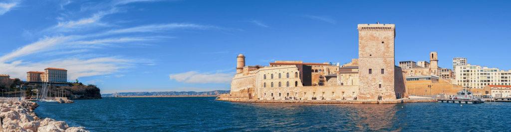 Marseille étape du circuit sud de la France