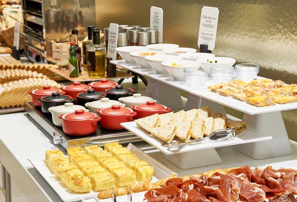 Petits déjeuners de mon meilleur hotel pas cher Marseille