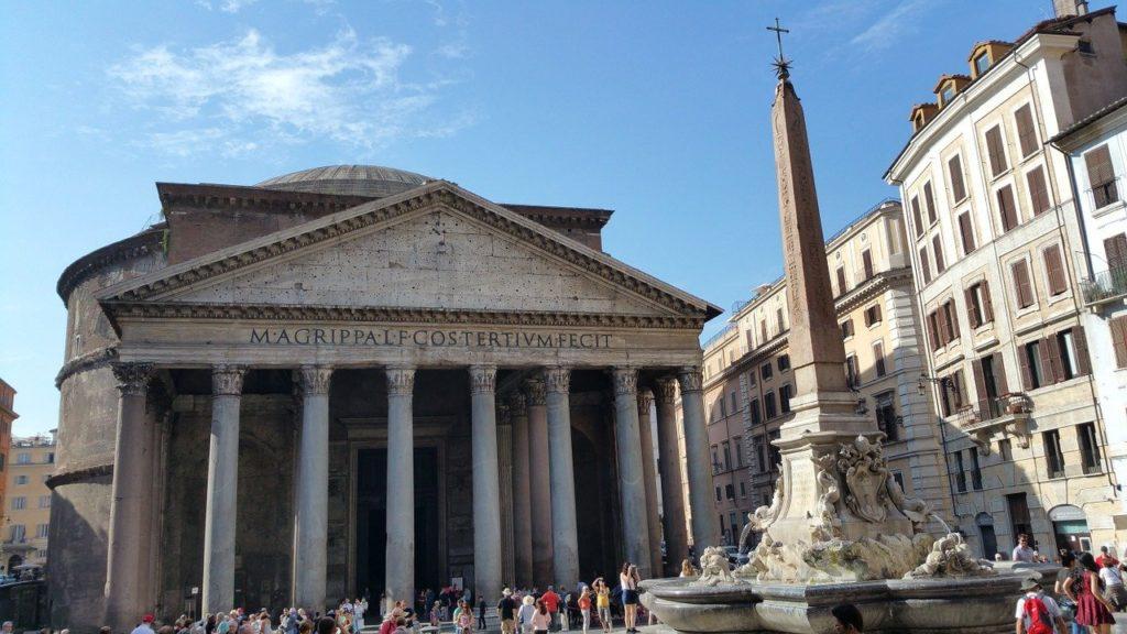 PANTHEON visite de Rome en 1 jour à pied