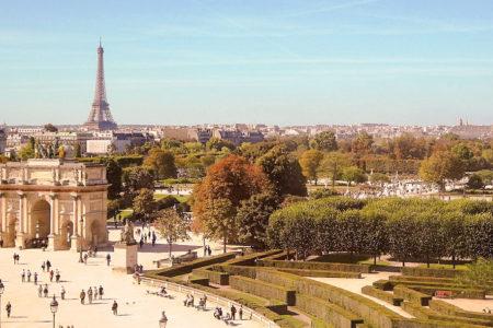 Paris en 1 jour – Mon itinéraire et carte du circuit pour visiter Paris à pied et en métro