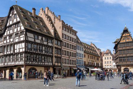 Strasbourg en 2 jours – Week-end de visite à pied avec carte des incontournables