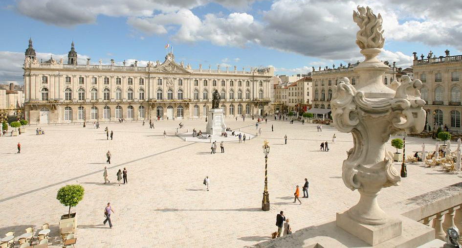 itinéraire Nancy en 1 jour Place Stanislas