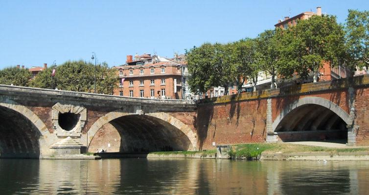 Visite Toulouse en 1 jour - le Pont neuf