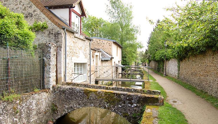 Week end près de Paris promenade des petits ponts à Chevreuse