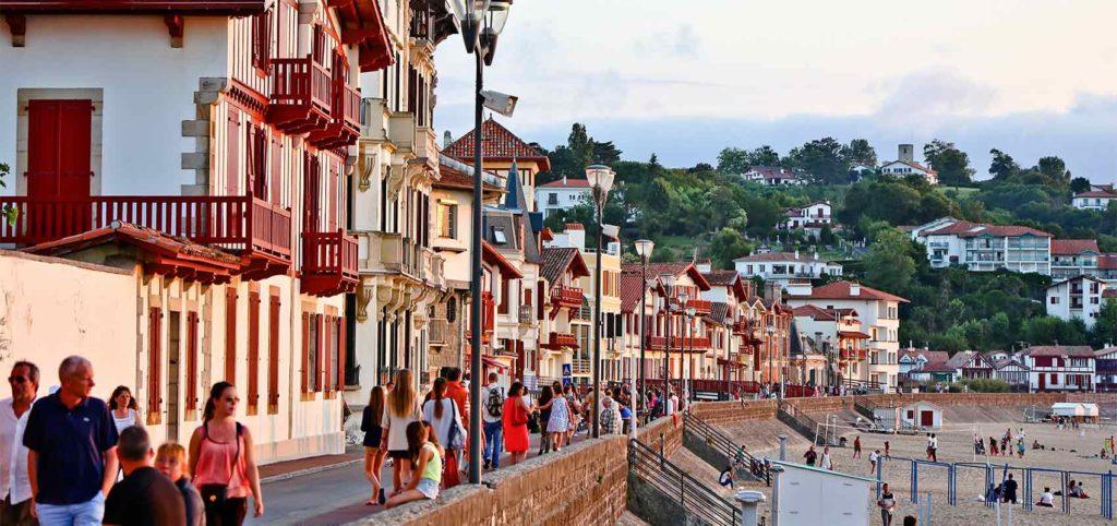 St Jean de Luz dans mon itinéraire de 2 jours sur la côte basque