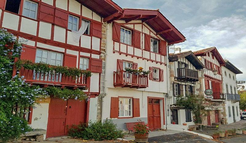 Arrière Pays Basque - Village de Sare plus beau village de France