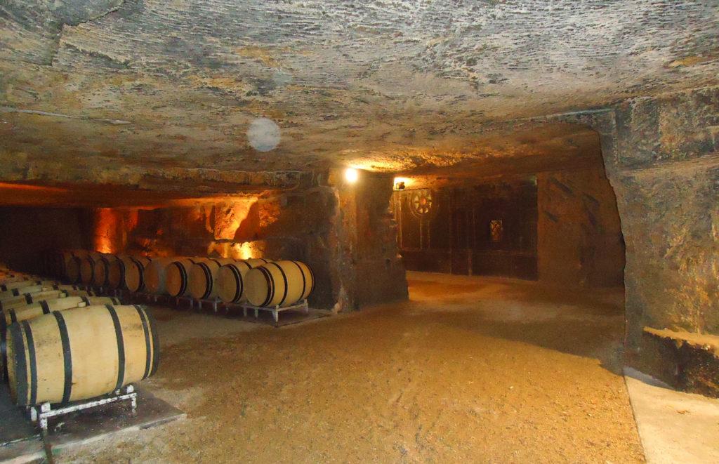 Caves de Saint Emilion près de Bordeaux itinéraire 1 semaine en France