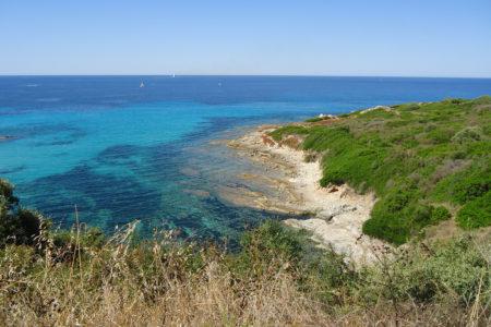 2 jours en Corse du Sud - Circuit sur la route des plages et carte
