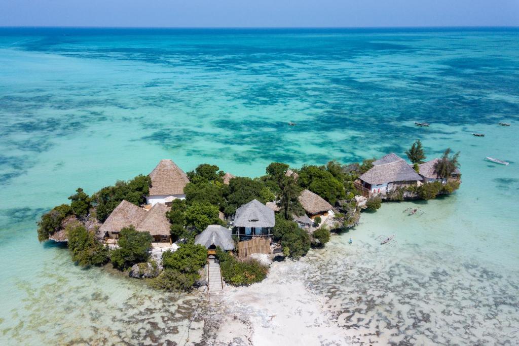 meilleur endroit de Zanzibar