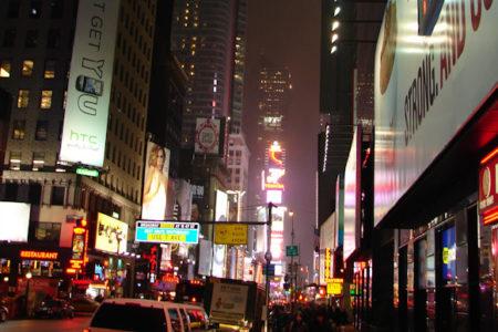 New York en 2 jours avec Itinéraire à pied New York