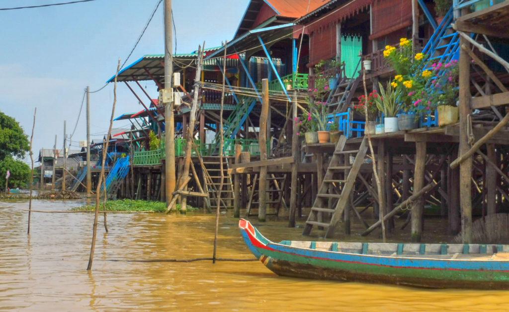 Camboya en 3 días con el lago Tonle