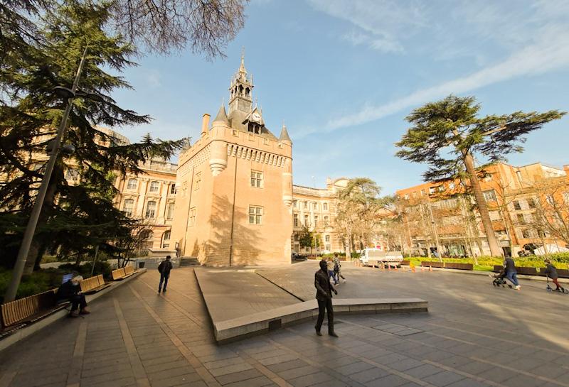 Donjon du Capitole - Visiter Toulouse en 1 jour