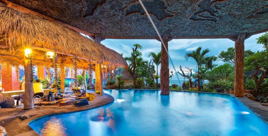Meilleur bon plan hôtel à CANGGU sa piscine
