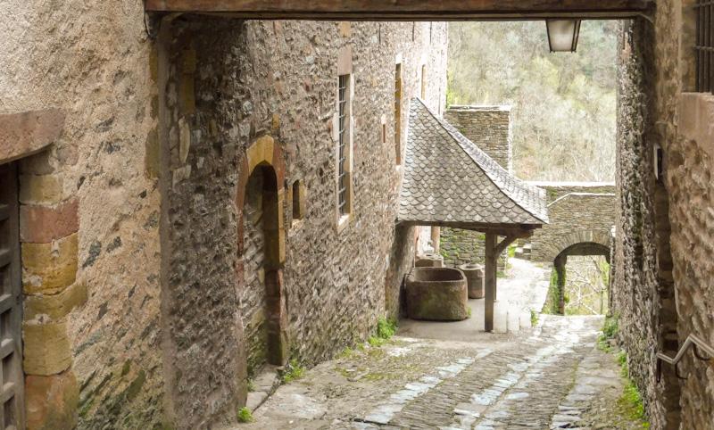 Plus beaux villages de France dans mon circuit touristique du Lot
